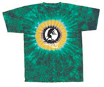 Satyr Hill Band Tie Dye Sunflower