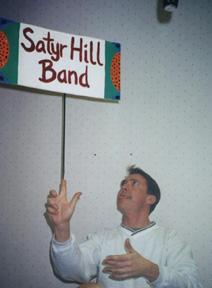The Satyr Hill Band on solid footing.