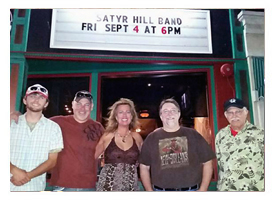 The Satyr Hill Band 2006
